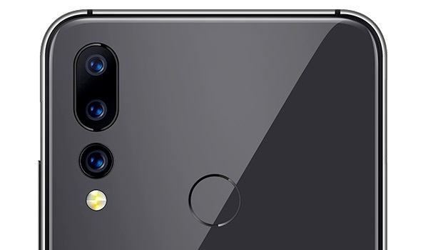 umidigi a5 pro rear triple camera