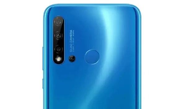Huawei nova 5i quad camera