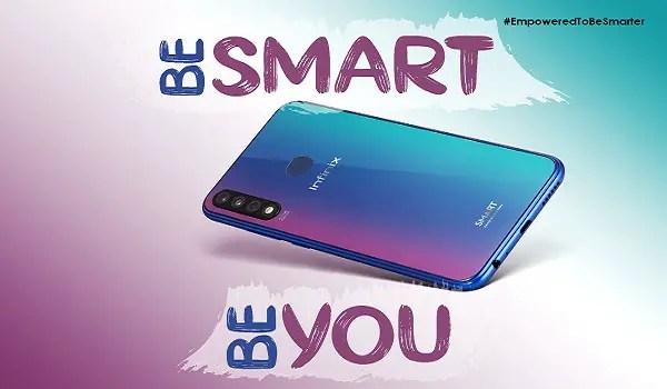 Infinix Smart 3 Plus b6