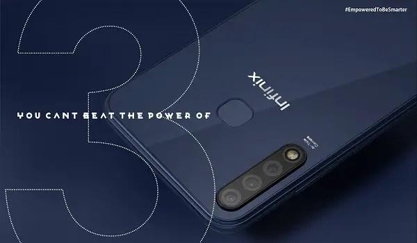 Infinix Smart 3 Plus new 3