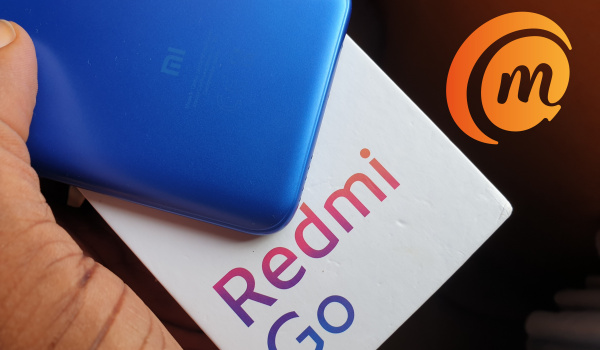 Xiaomi Redmi go with box