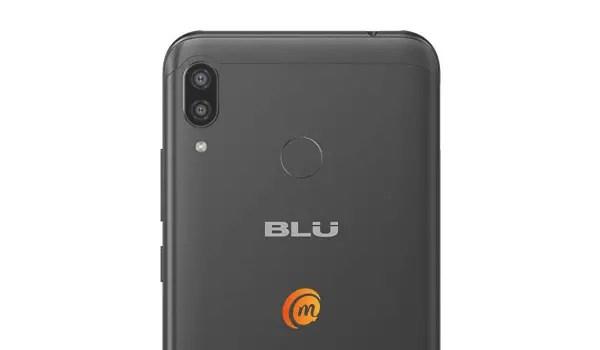 BLU VIVO XL4 has a dual camera at the back