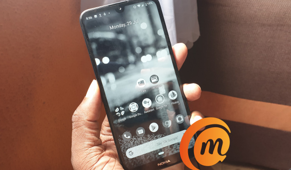 Nokia 3.2 wind down mode activated