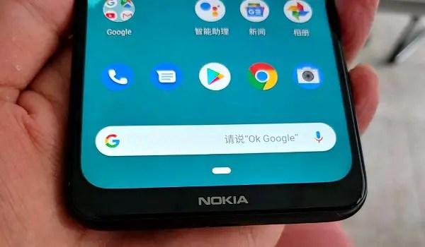 Is the Nokia Daredevil the Nokia 5.2?