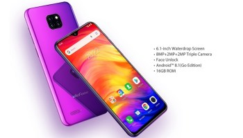 Ulefone Note 7 Android Go phone