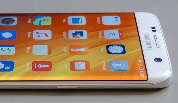 e refurbished phone Samsung S7 edge