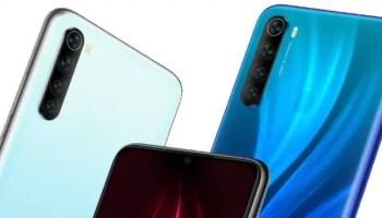 Redmi Note 8 cameras and 3 colours