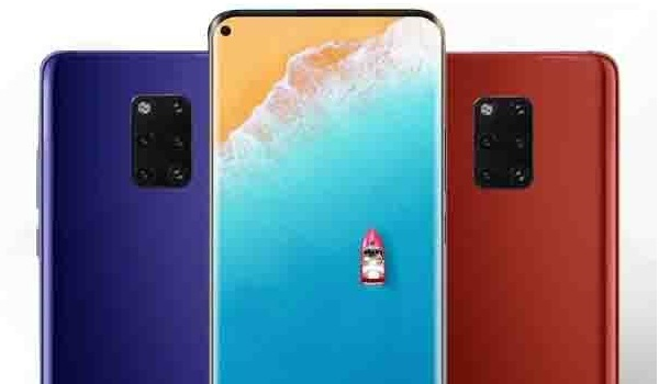 Huawei Mate 30 is one of the devices eligible for HarmonyOS