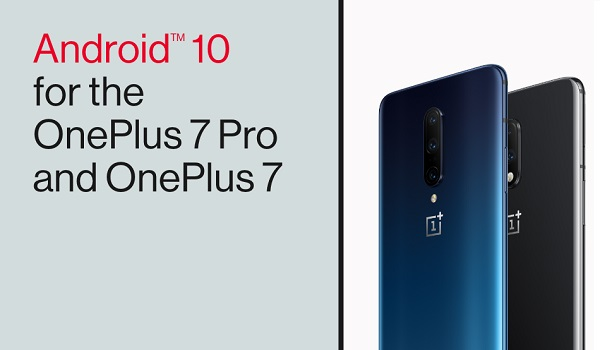 Update your OnePlus 7 Pro to Android 10