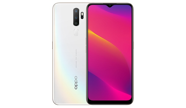 OPPO A5 2020 has a waterdrop display and 48MP rear quad camera