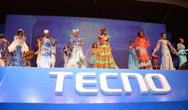 The wait is finally over: TECNO unveils Camon 12 Series, ushering in a new Cam * era 11