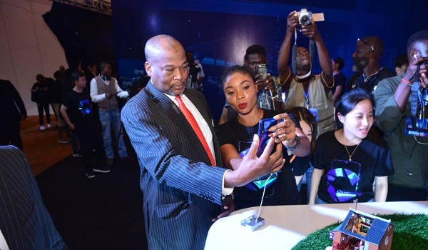The wait is finally over: TECNO unveils Camon 12 Series, ushering in a new Cam * era 4