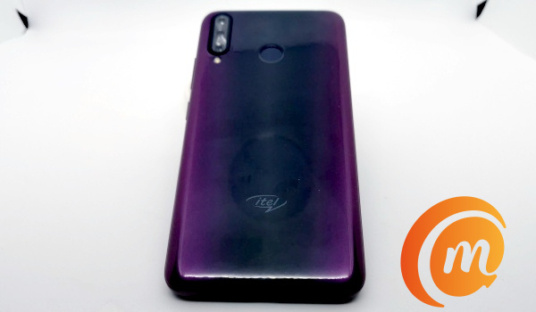 itel s15 pro face down