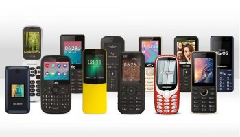 kaios smart feature phones