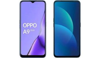 OPPO A9 2020 vs OPPO F11 Pro