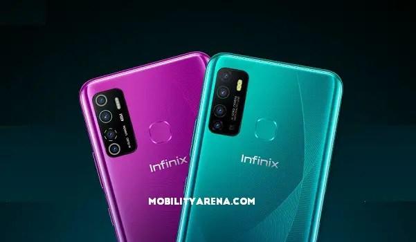 Infinix Hot 9 Pro - x683