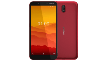 Nokia C1 (2019) 3G Android One phone