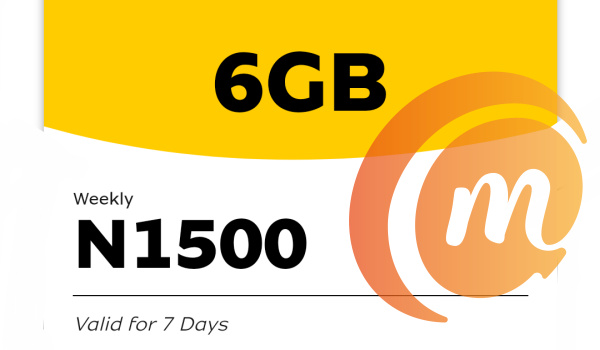 weekly data plan for mtn