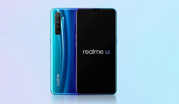 Android 10 Realme UI for Realme-XT