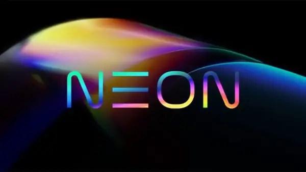 Neon Artificial Humans