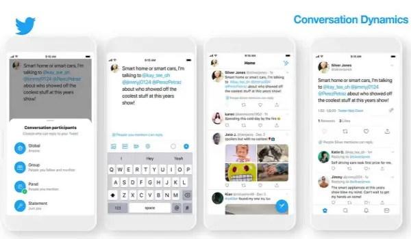 Twitter Conversation Participants
