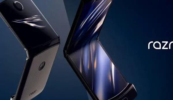 Motorola foldable Razr