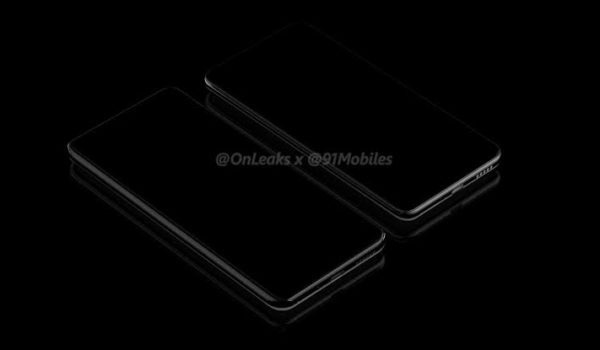 Leaked Renders of the Huawei P40