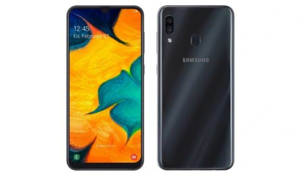 The Samsung A30s is a mid-ranger with a sAMOLED screen