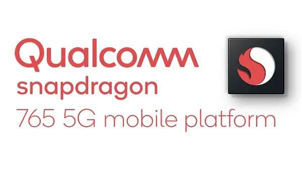 snapdragon 765 5g chipset