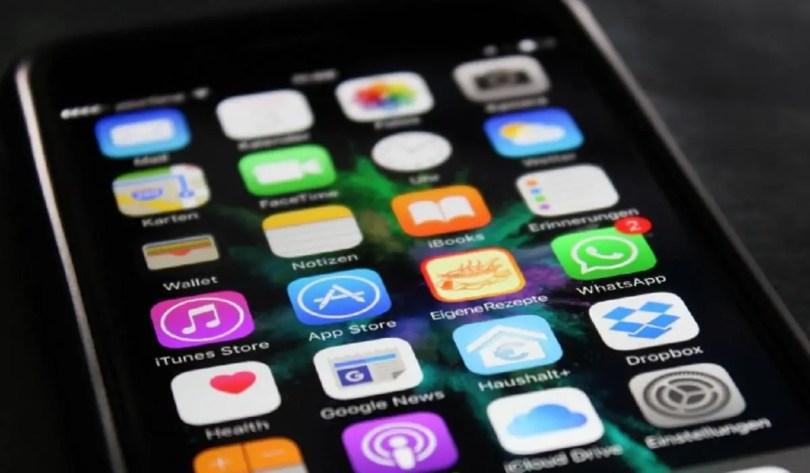 Apple iOS13.4 update