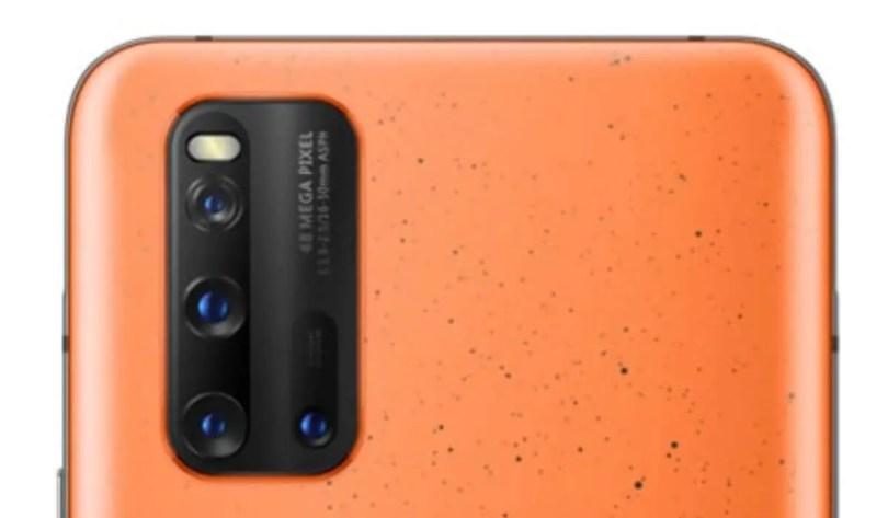 IQOO 3 5G rear camera