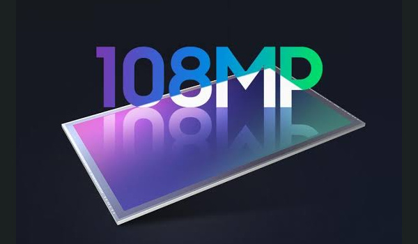 Samsung 108MP Isocell camera