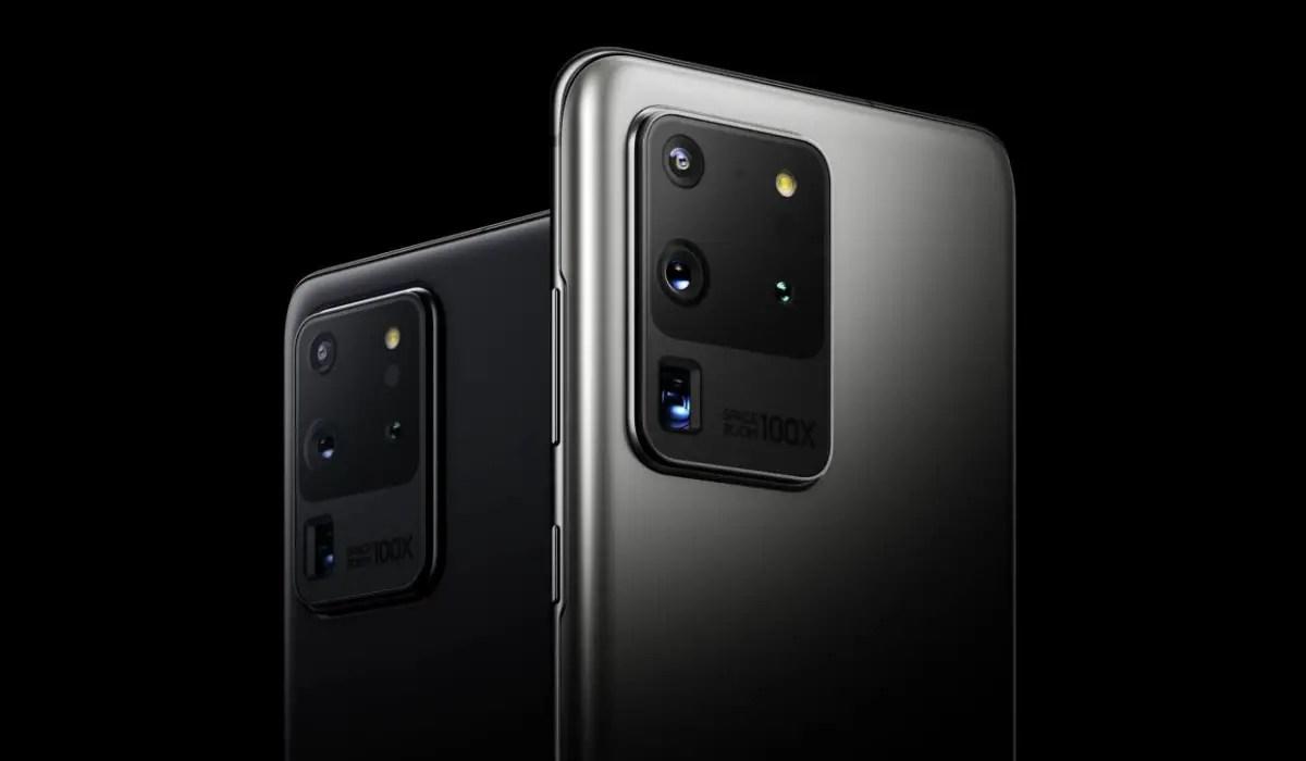 Samsung Galaxy S20 Ultra 100x super Resolution Zoom - digital zoom or optical zoom