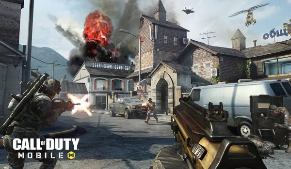 Call of Duty: Mobile is one of the best mobile games of 2020