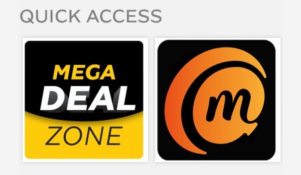 20GB mobile data for ₦3500 on MTN app mega deal zone