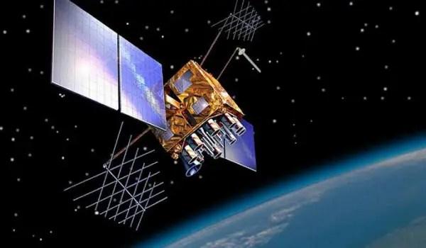 NavIC satellite navigation system