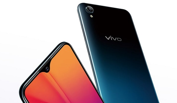 Vivo Y91C 2020 front and rear camera