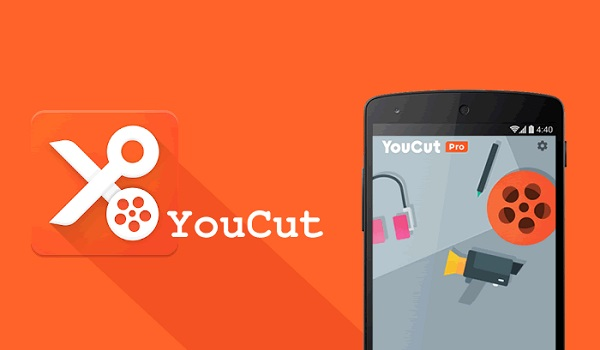 edit video from your phone with YouCut