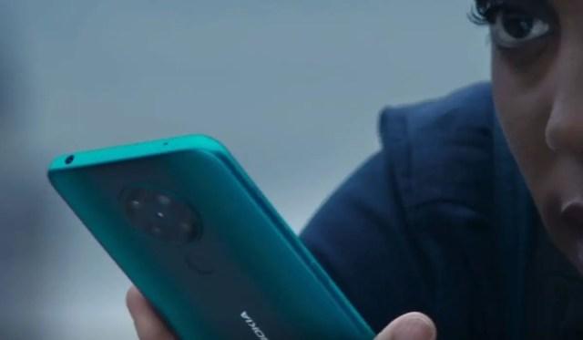 Nokia 5G phone