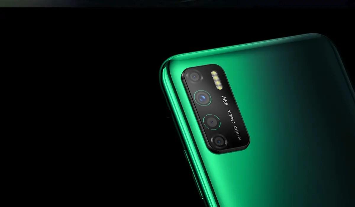 Infinix Note 7 Lite smartphone