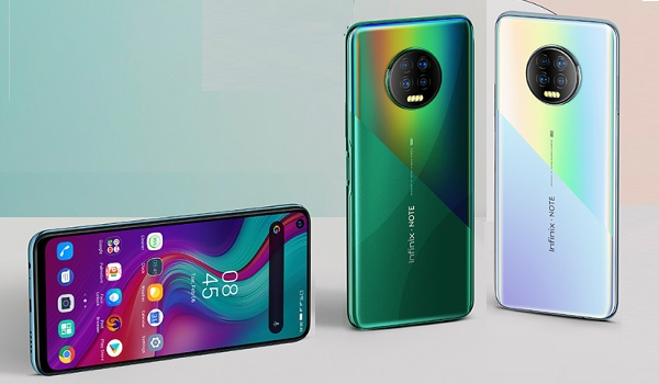 Infinix Note 7 information mobility arena