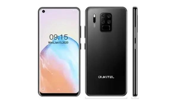 OUKITEL C18 Pro specs