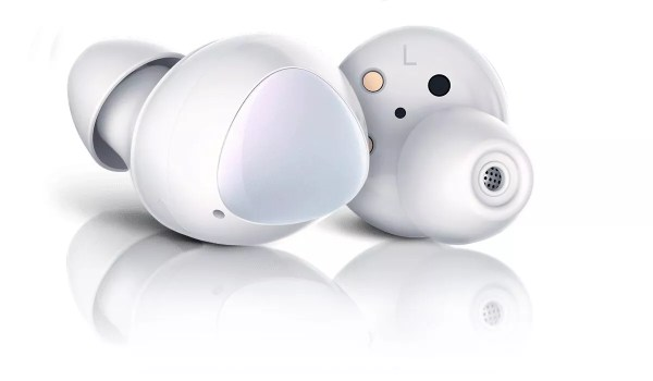 Samsung Galaxy Buds white pair