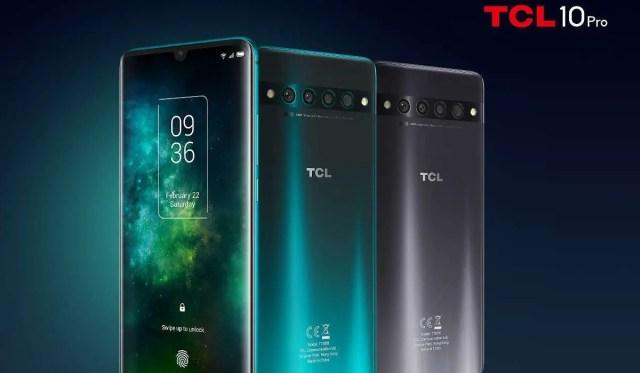 TCL 10 series 10 Pro
