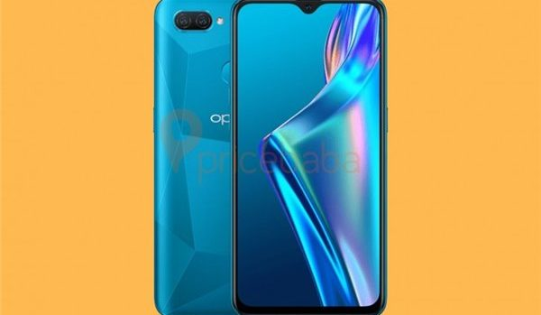 Leaked Photos of the Oppo A12
