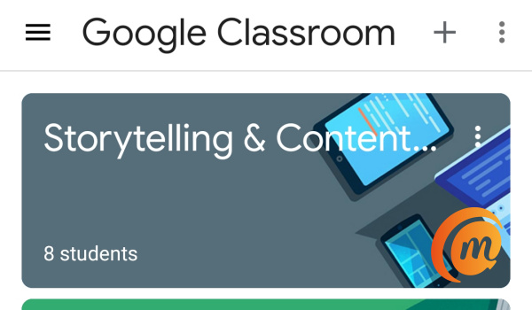 google classroom is one of the best online education platforms and apps