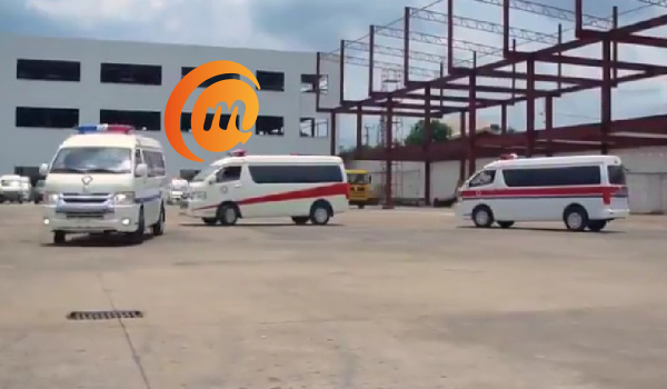 innoson vehicles produces ambulances to meet covid-19 demands