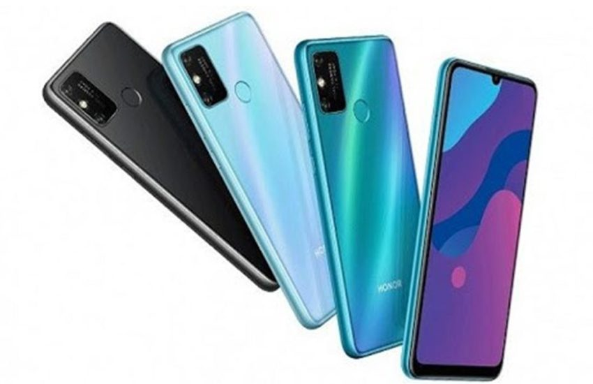 Huawei Honor 9A Launched