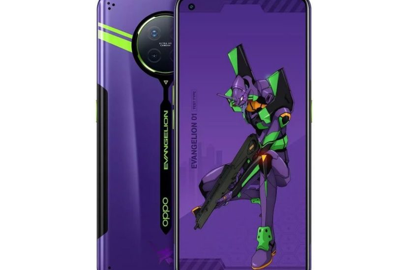 OPPO Ace 2 EVA Limited Ed