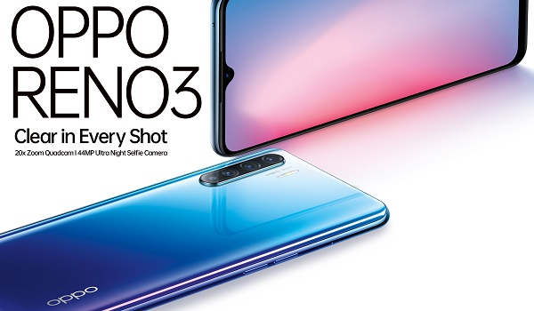 OPPO Reno3 official launch in Nigeria